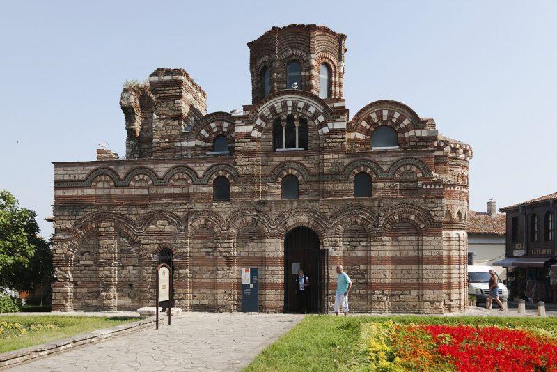Bułgaria Architektura