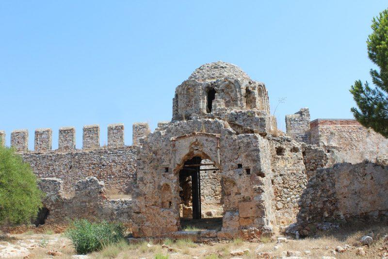 Starożytny kościół