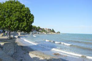 Plaża Nesebyr Bułgaria